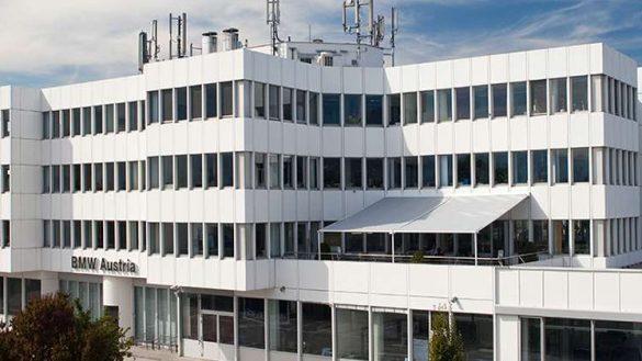 Gebäude BMW Group